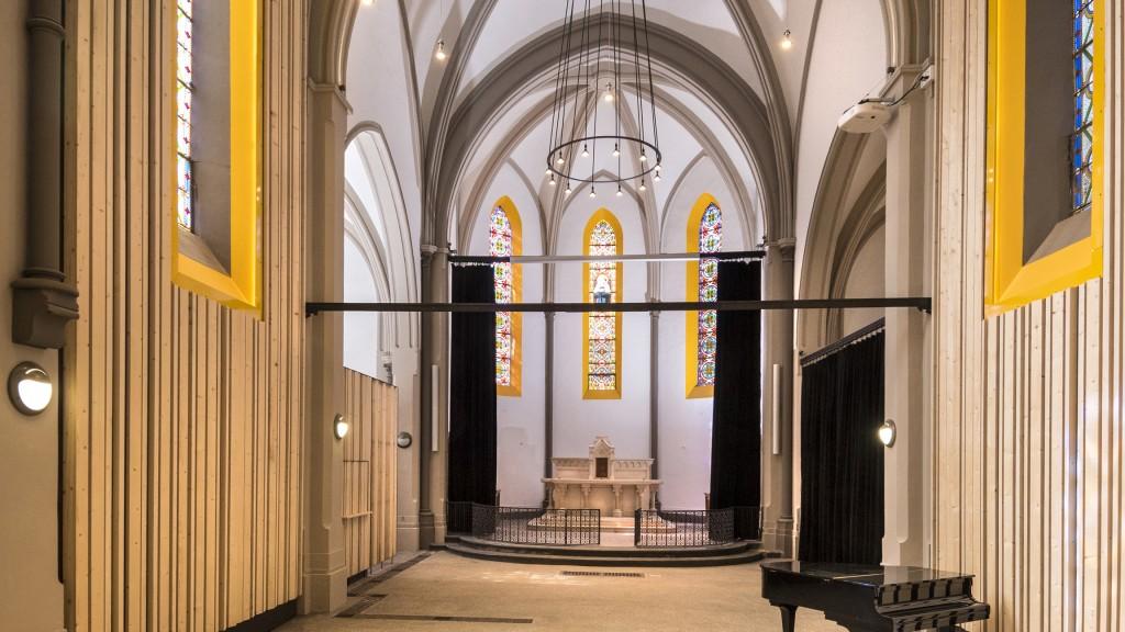 Chapelle du CHAI