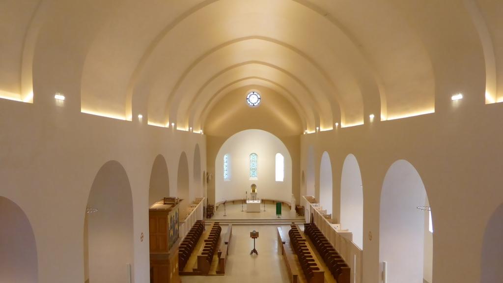 Abbatiale Notre-Dame de Pesquié